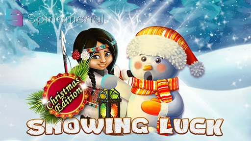 Snowing Luck Christmas from Spinomenal