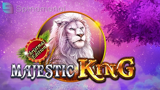 Majestic King Christmas from Spinomenal