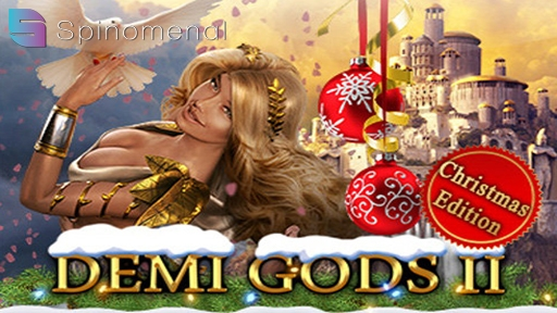 Demi Gods 2 Christmas from Spinomenal