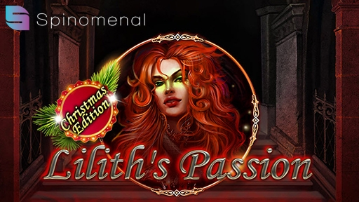 Casino 3D Slots Liliths Passion Christmas