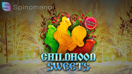 Childhood Sweets Christmas from Spinomenal