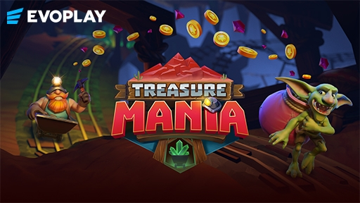 Treasure Mania from Evoplay Entertainment