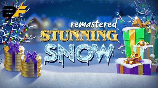 Casino 3D Slots Stunning Snow Remastered