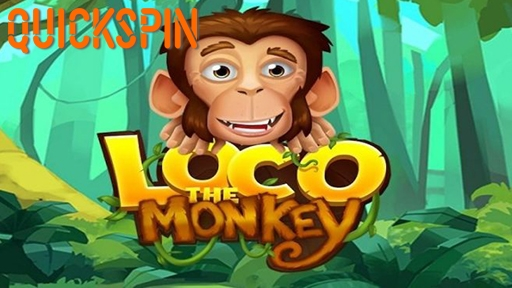 Loco the Monkey from Quickspin