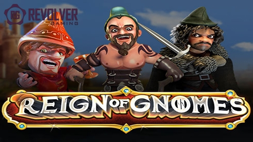 Casino 3D Slots Reign of Gnomes