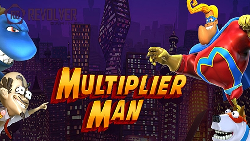Play online Casino Multiplier Man