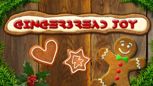 Casino Slots Gingerbread Joy