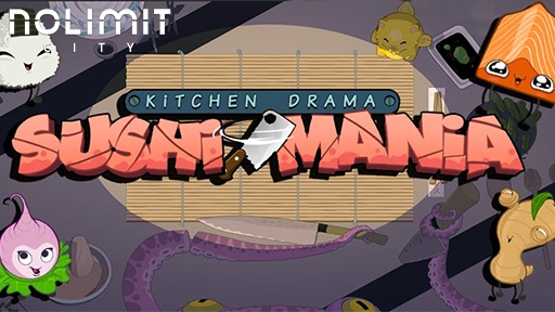 Play online Casino Kitchen Drama Sushi
