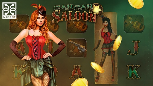 Play online Casino CanCan Saloon