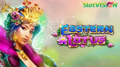 Casino 3D Slots Eastern Lotus