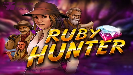 Play online Casino Ruby Hunter