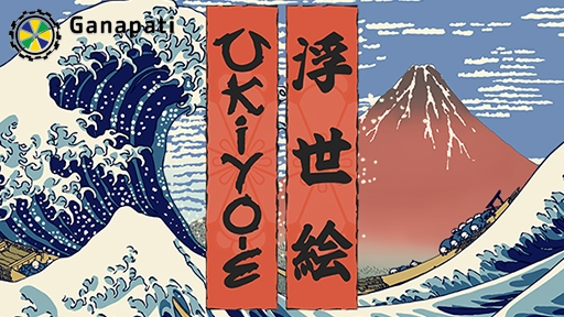 Play online casino Ukiyo E