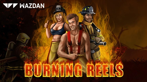 Burning Reels from Wazdan
