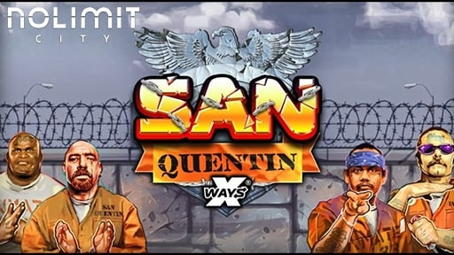 San Quentin from Nolimit City