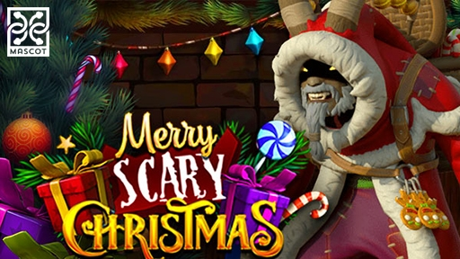Merry scary Christmas from Mascot Games