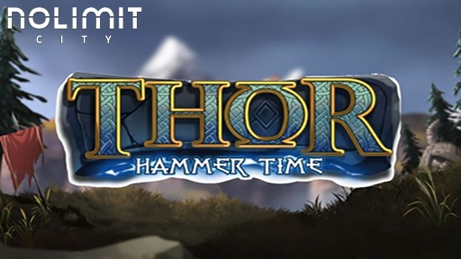 Play online Casino Thor Hammer Time