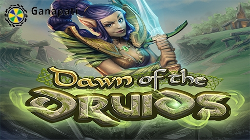 Dawn of the Druids from Ganapati