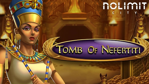 Play online Casino Tomb of Nefertiti