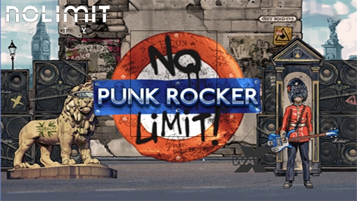 Play online Casino Punk Rocker