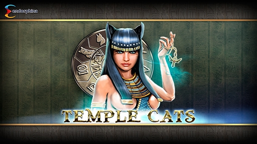 Play online Casino Temple Cats