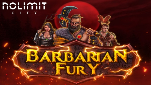 Play online Casino Barbarian Fury