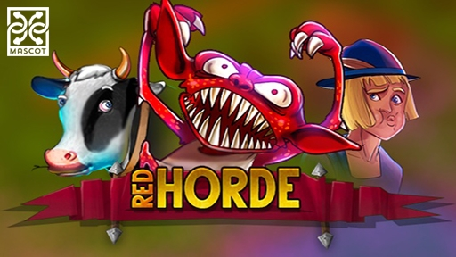 Casino 3D Slots Red Horde
