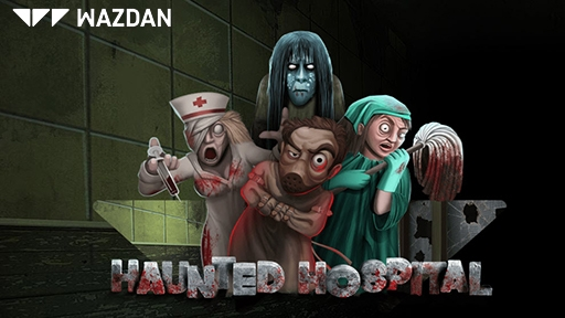 Haunted Hospital from Wazdan