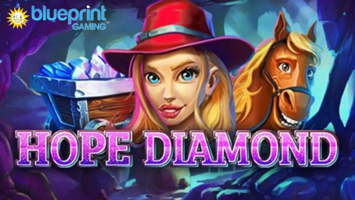 Hope Diamond from Blueprint Gaming