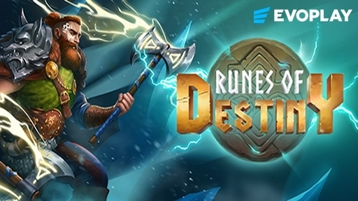 Casino 3D Slots Runes of Destiny