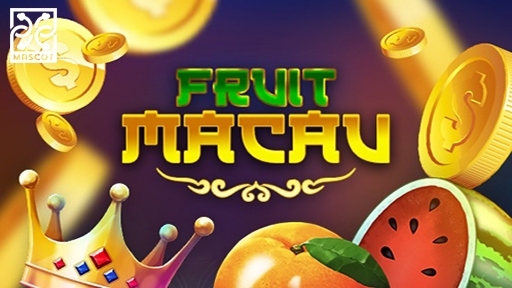 Casino Slots Fruit Macau