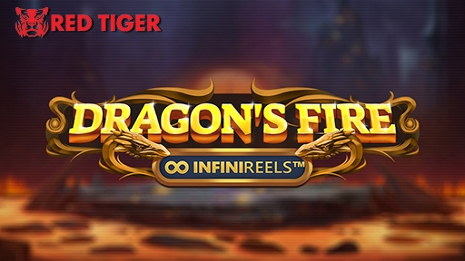 Dragons Fire Infinireels from Red Tiger