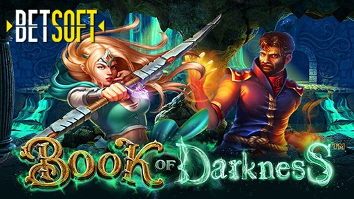 Casino Slots Book Of Darkness