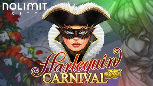 Harlequin carnival from Nolimit City