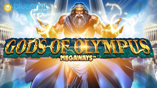God of Olympus Megaways from Blueprint Gaming