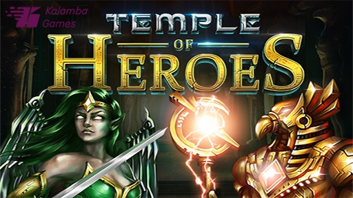 Play online casino Slots Temple of heroes