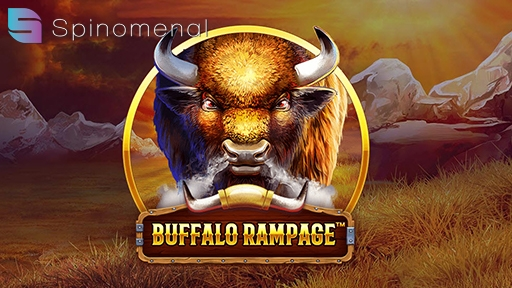 Buffalo Rampage JP from Spinomenal