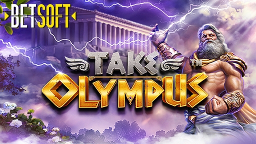 Play online casino 3D Slots Take Olympus