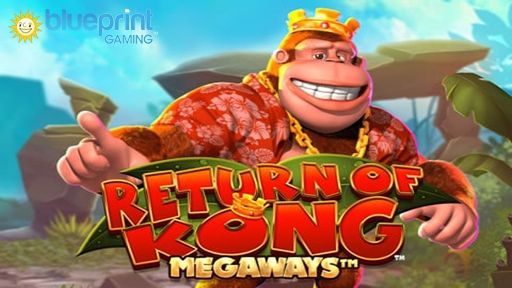 Return Kong Megaways from Blueprint Gaming