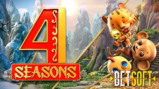 Casino 3D Slots 4 SEASONS
