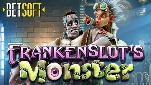 Play online Casino FRANKENSLOTS MONSTER