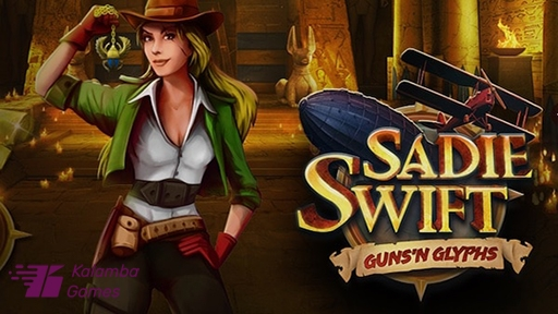 Sadie Swift Guns Glyphs from kalamba Games