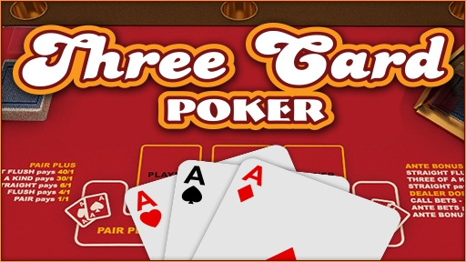 Play online casino Three Card Poker