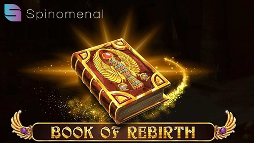 Book of Rebirth from Spinomenal