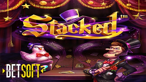 Casino 3D Slots Stacked