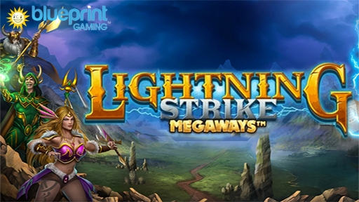 Lightning Strike Megaways from Blueprint Gaming