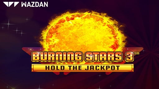 Burning Stars 3 from Wazdan