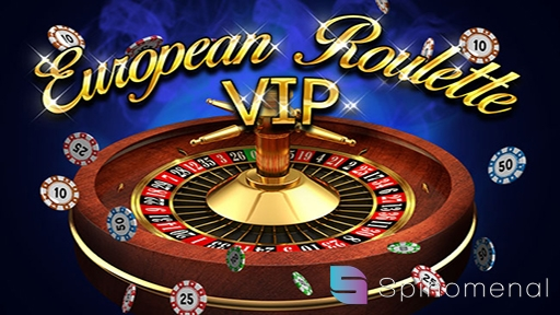 Casino Table Games European Roulette VIP