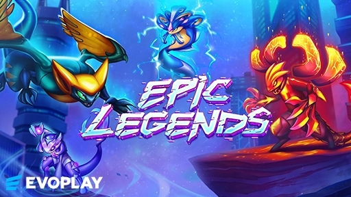 Epic Legends from Evoplay Entertainment