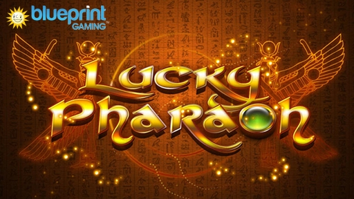 Lucky Pharaoh from Blueprint Gaming