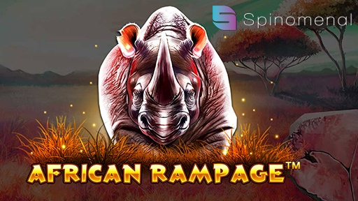 Casino Slots African Rampage